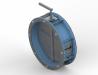Клапан дроссельный Aspex К-DN 600-Р